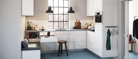 cuisine linea linea gloss pour avoir une cuisine en blanc haute