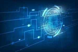 Free Mesh Downloads Abstract Technology Background Technology Digital World