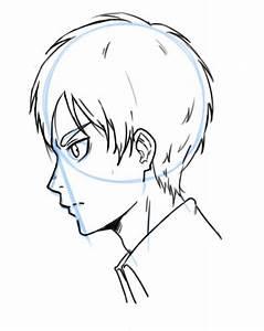 Coiffure Manga Garçon : comment dessiner le visage d 39 un gar on manga comment dessiner des mangas ~ Medecine-chirurgie-esthetiques.com Avis de Voitures