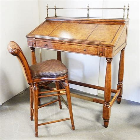 ernest hemingway collection by thomasville standing desk and