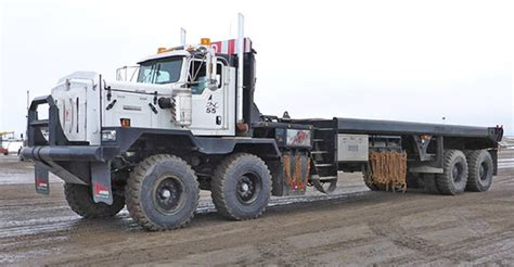 kenworth bed truck 5 big ticket trucks and trailers april 2015 ritchie