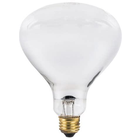heat l light bulb lavex janitorial 250 watt infrared heat l light bulb