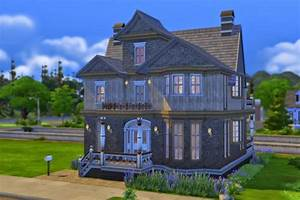 Melissa Sims 4 Old Secrets Mansion Sims 4 Downloads