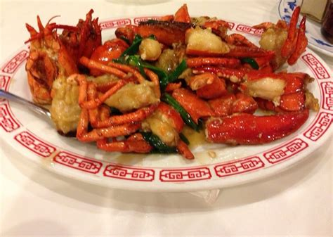 Lobster Special With Rotten Ginger Slices (( Lobster