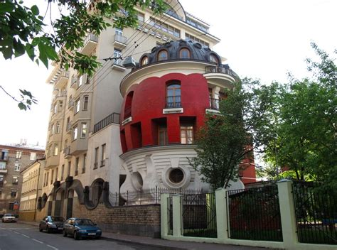 "Top 10 Most Unusual Houses In ""russia"""