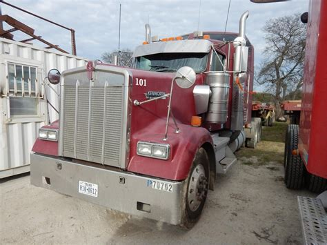 used kenworth trucks for sale in texas kenworth w900l in texas for sale 121 used trucks from 21 300