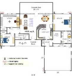 small open kitchen floor plans finding a floor plan
