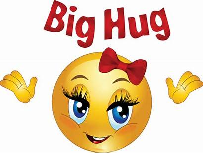 Clipart Hug Friendship Hugs Clipartion Related