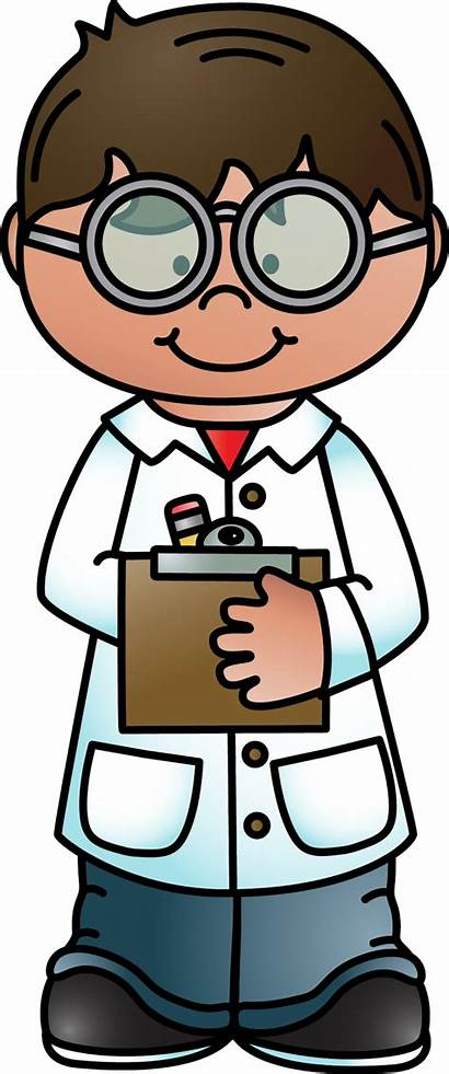 Melonheadz Scientist Science Clipart Cliparts Scientists Library