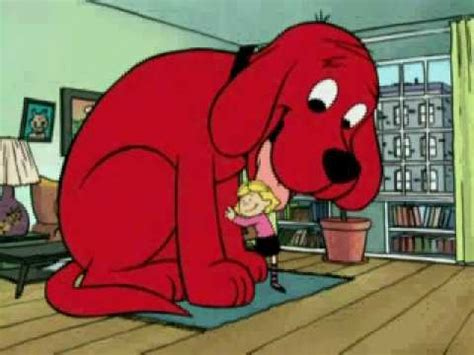 clifford  big red dog theme song mix youtube