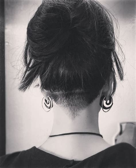 25 best ideas about undercut hairstyles women on