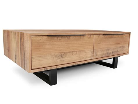 south wharf tasmanian oak coffee table