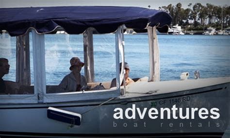 Duffy Boats Deal by 59 Duffy Boat Rental Adventures Boat Rentals Groupon
