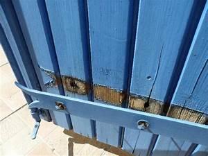 Comment Reparer Des Volets En Bois Abimes : comment reparer des volets en bois abimes ~ Premium-room.com Idées de Décoration