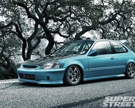 Honda Civic Ek Coupe Modified