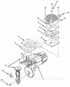 Campbell Hausfeld Wl650000 Parts Diagram For Pump Parts