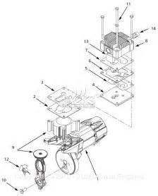 Campbell Hausfeld Wl650100 Parts Diagram For Pump Parts