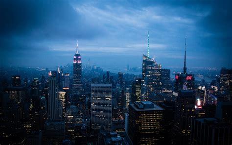 美国纽约城市美景经典桌面壁纸_豆豆系统