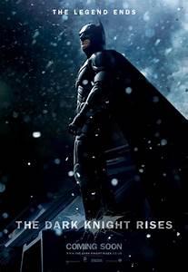THE DARK KNIGHT RISES Secret Catwoman Poster | Collider