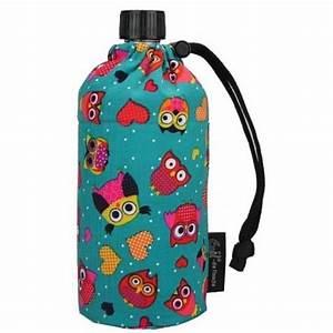 Trinkflasche Für Kinder : eulen trinkflasche f r kinder emil 0 4 ~ Watch28wear.com Haus und Dekorationen