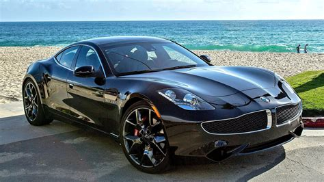2018 Karma Revero Is An 'ultraluxury' Hybrid  La Times