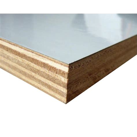 laminate boards 3 4 in x 48 in x 8 ft eb1s white high pressure laminate plywood melamine board 520386 the