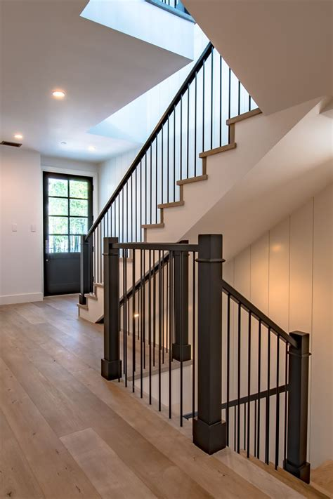 banister railings best 25 black banister ideas on painted