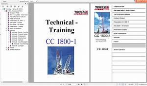 Terex Demag Crane Ac1000 1250 Ton Technical Training