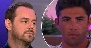 Danny Dyer's reaction to Jack Fincham's fanboy poster ...