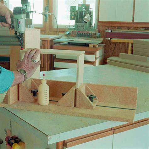 drawer box helper woodworking plan workshop jigs jigs