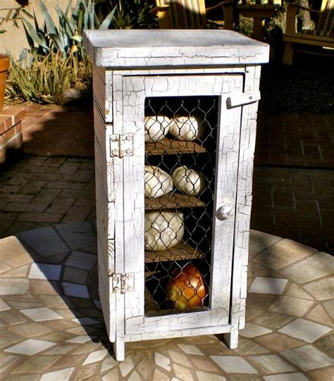 country kitchen treats country kitchen food storage cabinet vintage by thebeadcougar 6058