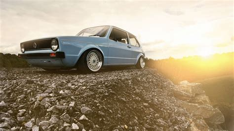Volkswagen Golf Hd Picture by Volkswagen Golf Mk 1 Car Hd Wallpaper 1920x1080 8434