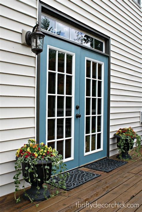 patio door suppliers paint our productive and summer from thrifty decor
