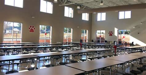 elementary school cafeteria debuts  holiday feast