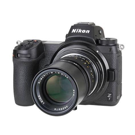 coming soon shoten lm nz lens adapter leica m lenses to nikon z mount nikon rumors