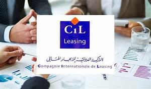 Faire Un Leasing : la compagnie internationale de leasing l ve 15 millions de dinars sur le march obligataire ~ Medecine-chirurgie-esthetiques.com Avis de Voitures