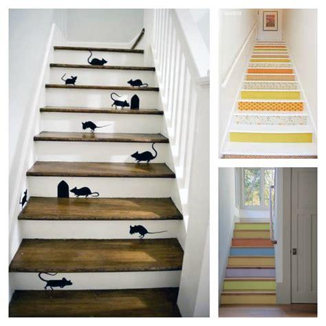 deco escalier des idees pour personnaliser votre escalier