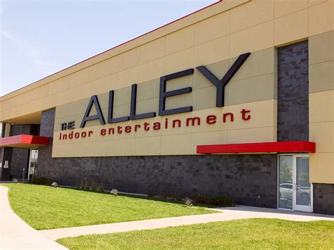 The Alley Indoor Entertainment  Trimark  Wichita, Ks
