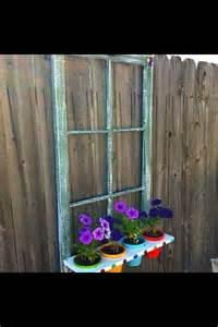 Old Wood Window Craft Ideas