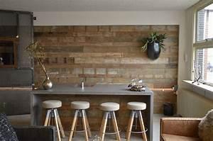 Mur Interieur En Bois De Coffrage : bois bardage et lambris bois naturel int rieur ~ Premium-room.com Idées de Décoration
