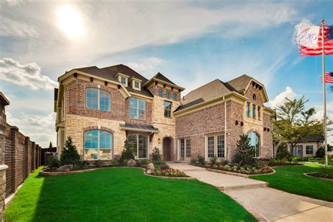 grand homes wilmeth ridge prosper isd new homes 658 | community 1428