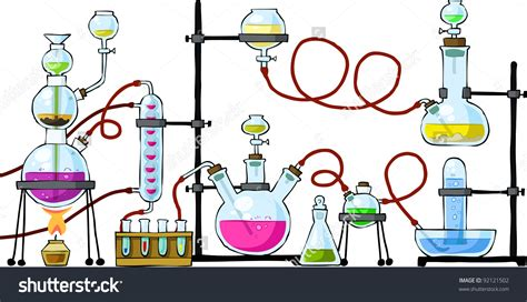 Science Lab Clipart 4 » Clipart Station
