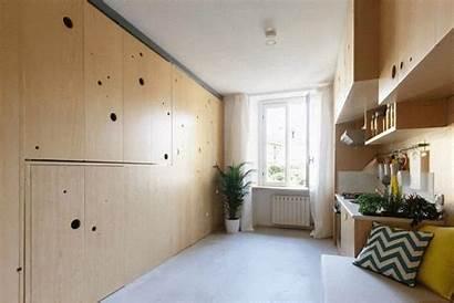 Apartment Sqm Wall Living Divider Milan
