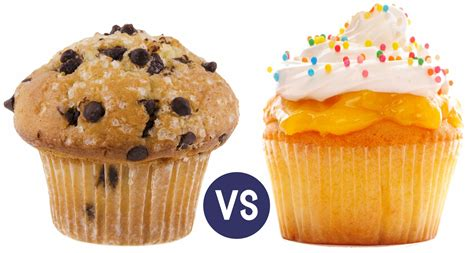 ts  muffins  cupcakes   considered