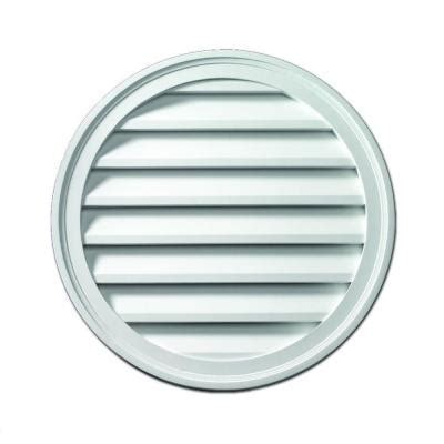 decorative gable vents home depot fypon 24 in x 24 in x 1 5 8 in polyurethane decorative