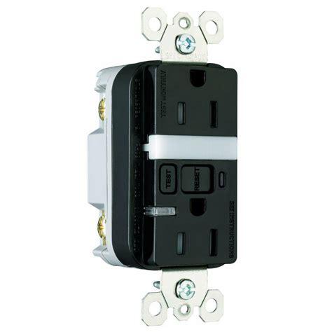 Pass & Seymour 15 Amp Tamperresistant Gfci Duplex