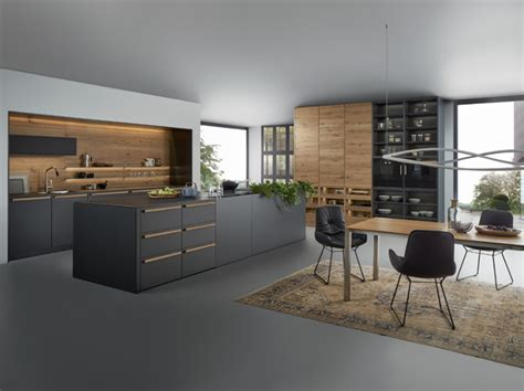 Black White Wood Kitchens by 20 Modern Black And White Kitchens That Used Wood Home