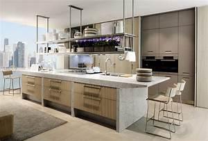 Resserre De Cuisine : arclinea modular designer kitchens images ~ Teatrodelosmanantiales.com Idées de Décoration