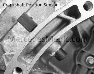 crank shaft position sensor mb medic