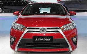 New Look 2014 Toyota Yaris Facelift